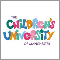 The Children's University of Manchester logo